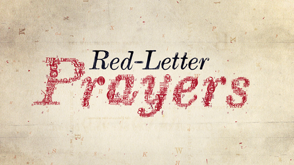 Red-Letter Prayers